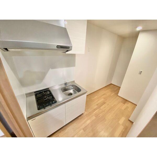CHIKUSA-SIX 201号室のキッチン