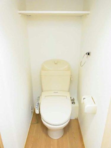 レオパレスサンヴィレッジ19 202号室のトイレ