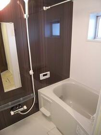 グリーンビレッジ 202号室の風呂