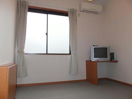 レオパレスグレープヒルA 210号室のリビング