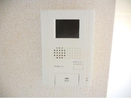 レオパレスフローライト 101号室のセキュリティ
