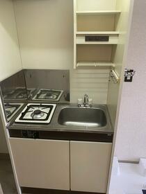 SKYCITY37 201号室の風呂