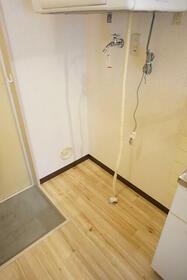 グリーンヒル西川口 107号室の設備