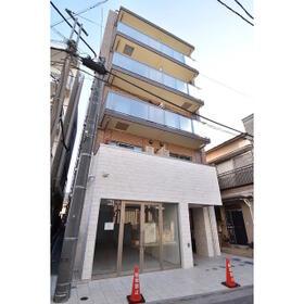 A&Eレジデンス横濱石川町外観写真