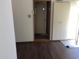 サンハイム美浦A棟 101号室の玄関