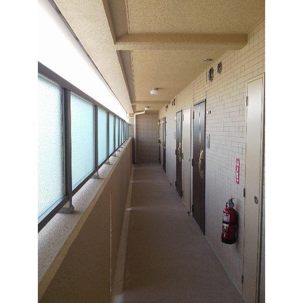 シティライフ本山東 107号室のロビー
