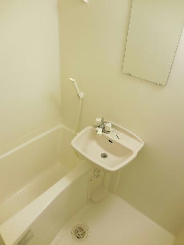 レオパレスキャンサーⅡ 101号室の風呂