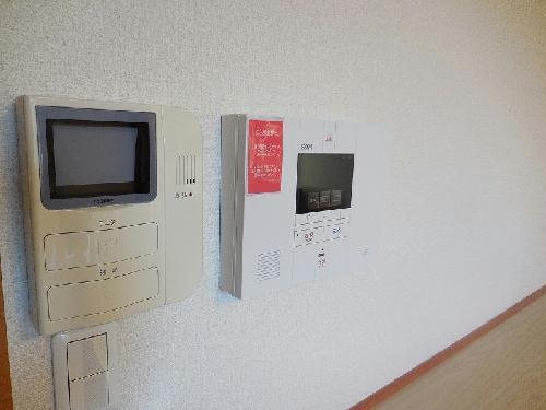 レオパレスキャンサーⅡ 101号室のセキュリティ