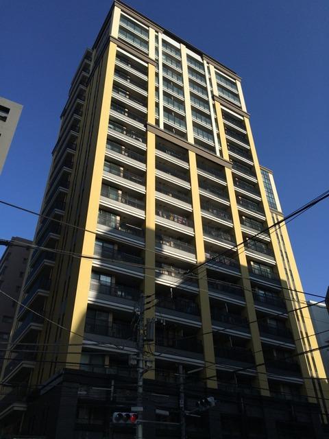 THE TOWER KOISHIKAWAの外観