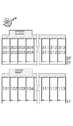 レオパレスアグリジェント 101号室のその他