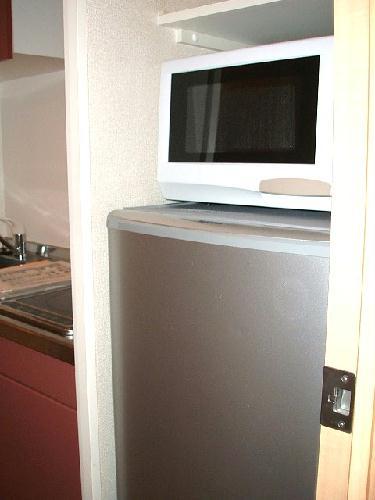 レオパレスグリーングラスⅡ 210号室のトイレ