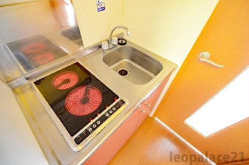 レオパレスアイアイ 105号室の風呂