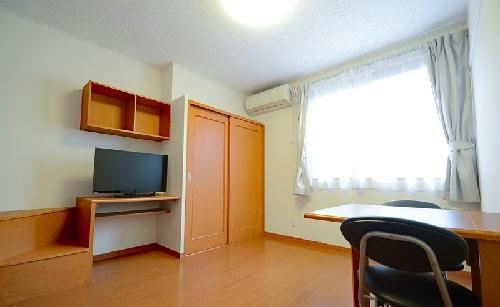 レオパレスアイアイ 105号室のトイレ
