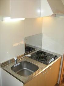 エミネンス 201号室の収納