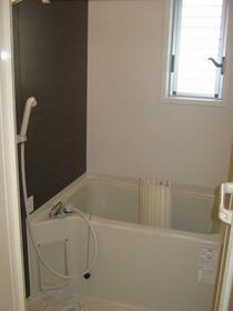エミネンス 201号室の洗面所