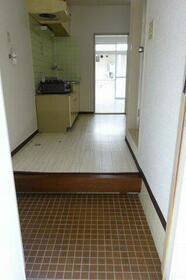 ラフィーヌ二ツ木A棟 102号室の洗面所