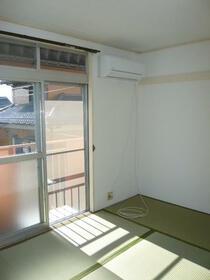 サンレピュート武内 201号室のキッチン