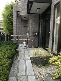 猫と住めるシェアハウス・ハントバレン外観写真