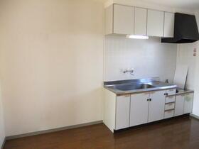ソフィアスズキ 202号室のキッチン