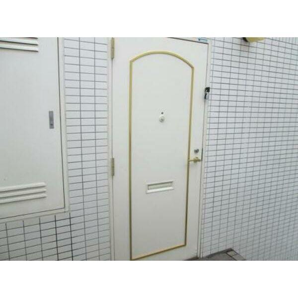 プレアール下新庄Ⅱ 405号室の玄関