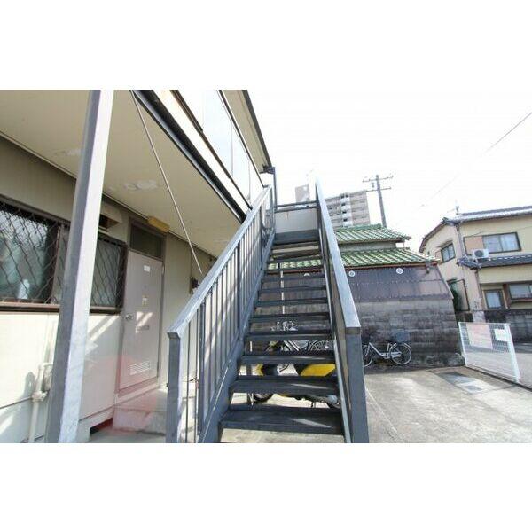 シティハイムサイバ 102号室の駐車場