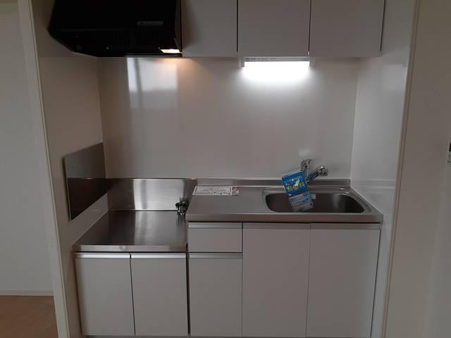 アロッジオ指月 02060号室のキッチン