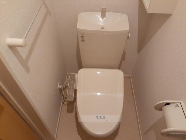 アロッジオ指月 02060号室のトイレ