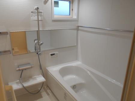CINQII(サンクドゥ)の風呂