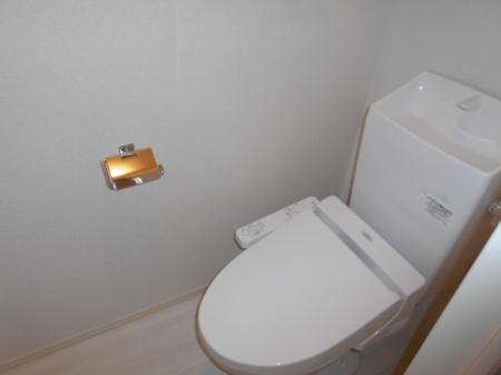 CINQII(サンクドゥ)のトイレ