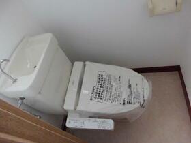 さくらアパート 1号室のトイレ