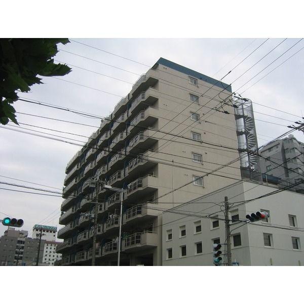 ハイマート新大阪 802号室の間取り