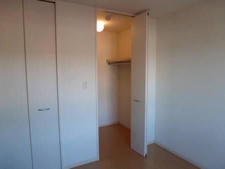 グラスミア 305号室の収納