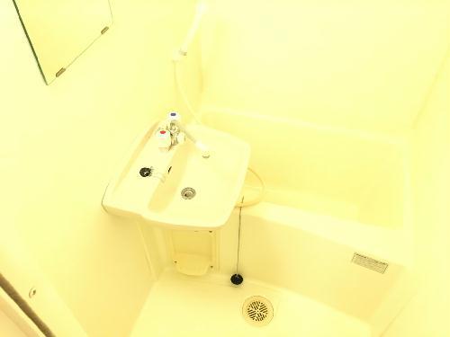 レオパレスHOPE 101号室の風呂