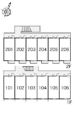 レオパレスKM 103号室のその他