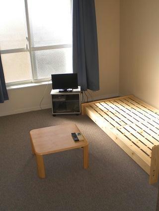 レオパレスGIOIA 206号室のリビング