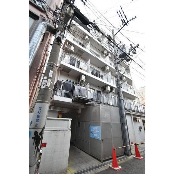 是空JYUSO・0405号室の間取り