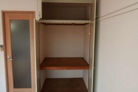 パナフラッツ60 101号室の収納