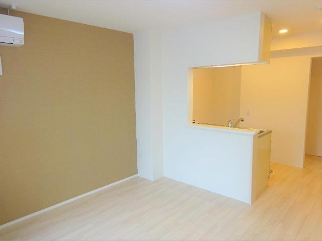 (仮称)千葉市中央区塩田町新築アパート 101号室のリビング