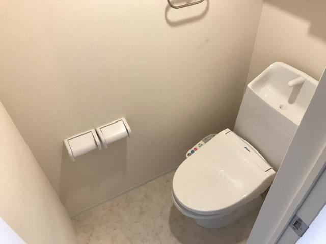 (仮称)千葉市中央区塩田町新築アパート 101号室のトイレ