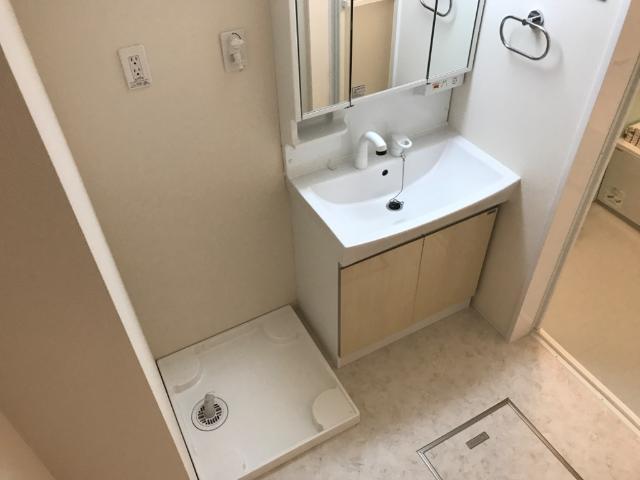 (仮称)千葉市中央区塩田町新築アパート 101号室の玄関