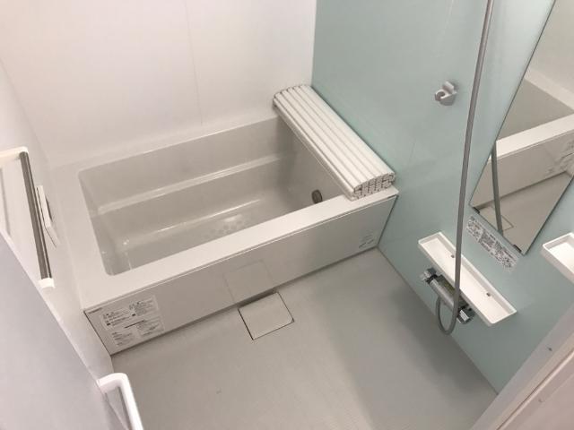(仮称)千葉市中央区塩田町新築アパート 102号室の風呂