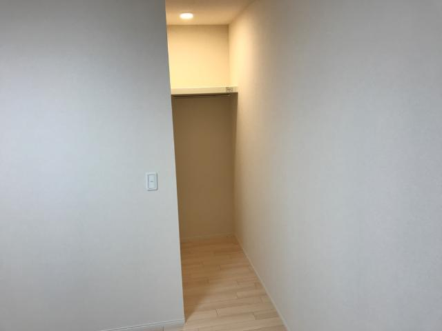 (仮称)千葉市中央区塩田町新築アパート 103号室の収納
