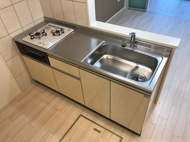 (仮称)千葉市中央区塩田町新築アパート 103号室のリビング