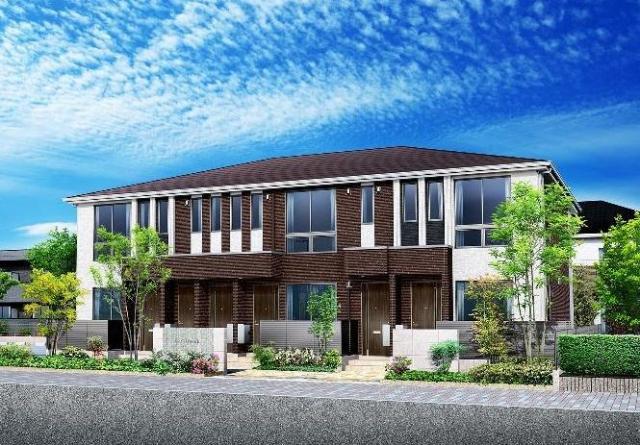 (仮称)千葉市中央区塩田町新築アパート 101号室の外観