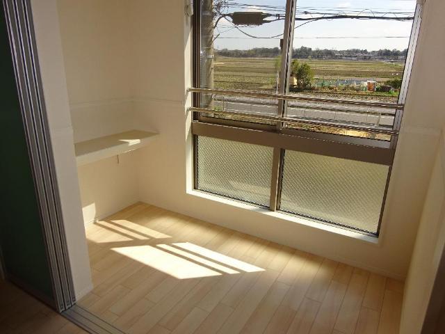 (仮称)千葉市中央区塩田町新築アパート 202号室の収納