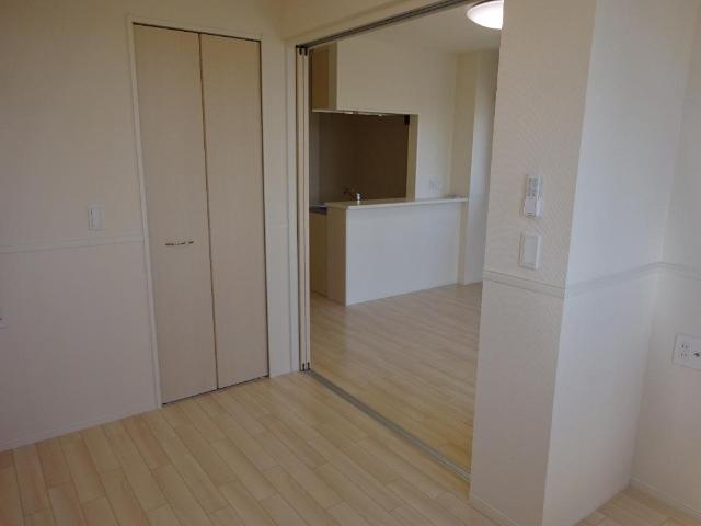 (仮称)千葉市中央区塩田町新築アパート 202号室のキッチン