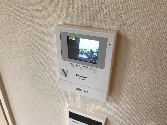(仮称)千葉市中央区塩田町新築アパート 203号室の玄関