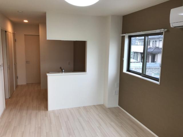 (仮称)千葉市中央区塩田町新築アパート 203号室のリビング