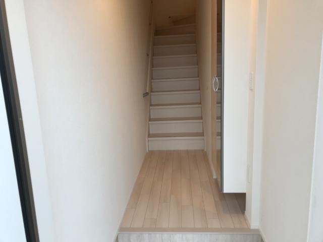 (仮称)千葉市中央区塩田町新築アパート 203号室のキッチン