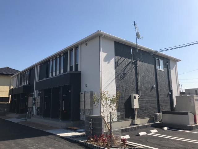 栃木市平柳町アパートA(仮)外観写真